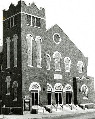 Sixth Mount Zion Baptist Church - Sixth Mount Zion Baptist Church, 1978.