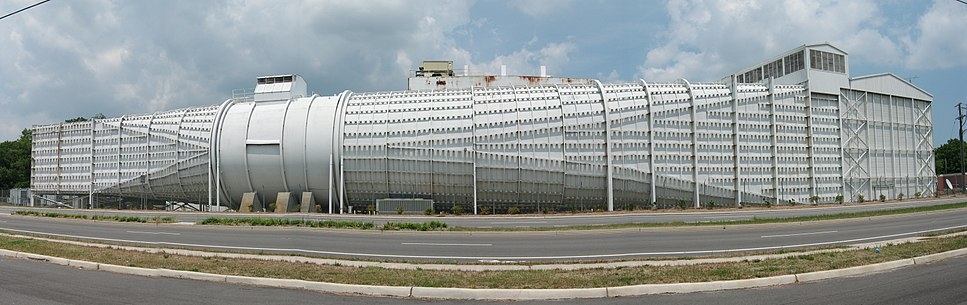 14x22 Subsonic Tunnel NASA Langley