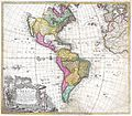 1746 Homann Heirs Map of South ^ North America - Geographicus - Americae-hmhr-1746.jpg