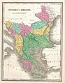 1827 Finley Map of Turkey in Europe, Greece and the Balkans - Geographicus - TurkeyEurope-finley-1827.jpg
