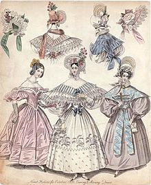 1830s In Western Fashion Wikipedia