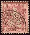1879 10c rose Suisse Zürich Yv43 Mi30.jpg