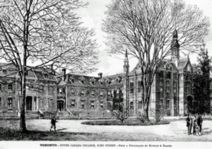 Architecture Of Upper Canada College Wikipedia