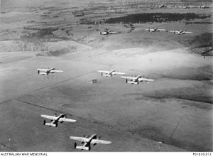 No. 18 (Netherlands East Indies) Squadron RAAF - Image: 18 sqn (AWM P01818.011)