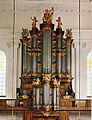18th century Bätz organ, Lutheran Church, The Hague.jpg