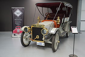 1907 Ford Model K Tourer (Warbirds & Wheels museum).jpg