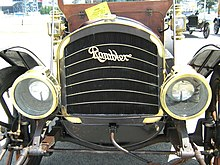 1909 Rambler model 44 at 2010 Richmond Region AACA show-05.jpg