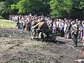 1945 battle near Elbe reenactment during the VII Aircraft Picnic in Kraków (2).jpg