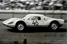 1964-05-31 Porsche 904, Linge, Herbert