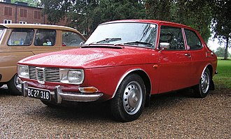 Saab Automobile - The Saab 99 was launched in 1969 as an all-new design.