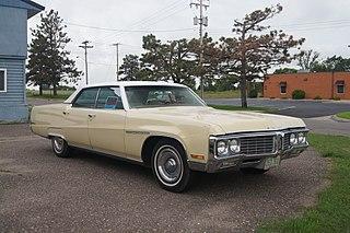 Buick Electra Motor vehicle