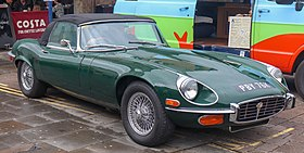 1972 Jaguar E-Type Series 3 5.3 Front.jpg