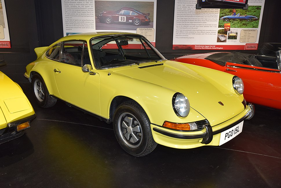 1973 Porsche 911 RS Carrera (35097626702)