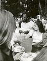 1973 Youth Convention Hubert Brown and Emma Torres at Picnic (14715192060).jpg