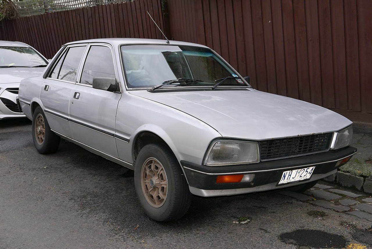 file:1980 peugeot 505 gr sedan (2015-07-06) 01 - wikimedia commons
