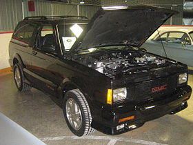 Image illustrative de l'article GMC Typhoon