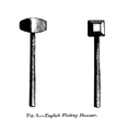 19th century knowledge gun flint english flaking hammer.PNG