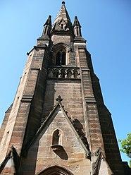 St John's Anglican Church, Darlinghurst - Image: 1St Johns Church 1