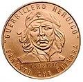 1 песо. Куба. 2003. 75 лет со дня рождения Эрнесто Че Гевара,.jpg