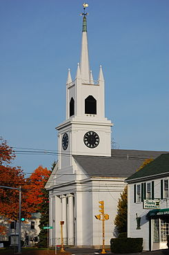 1st Congregational Church of Rowley, MA.JPG