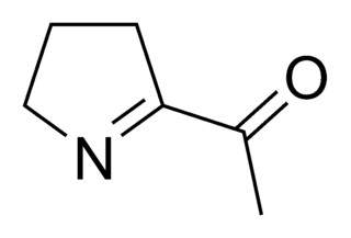 2-Acetyl-1-pyrroline Chemical compound
