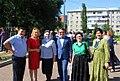 20-се мәктәп алды. 2017. 1 сентябрь. Өфө.jpg