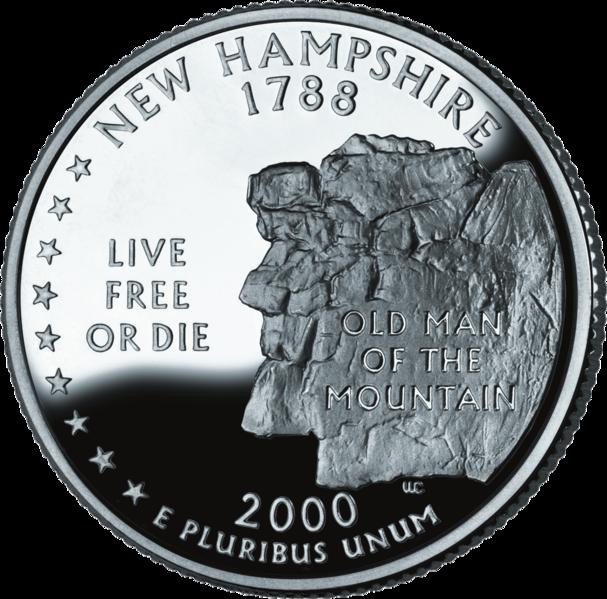 Cuartos de dólar de los 50 Estados