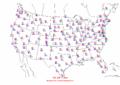 2002-09-17 Max-min Temperature Map NOAA.png