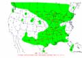 2002-10-07 24-hr Precipitation Map NOAA.png