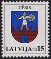 20040214 15sant Latvia Postage Stamp.jpg