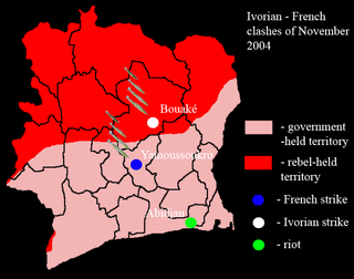 2004 French–Ivorian clashes
