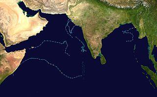 2004 North Indian Ocean cyclone season cyclone season in the North Indian ocean