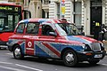 2005 London Taxi TX1, 10 June 2011.jpg