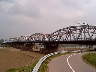 John S. Thompsonbrug bridge in North Brabant