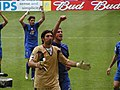 2006 FIFA World Cup - Italy - Buffon, Materazzi and Perrotta.jpg