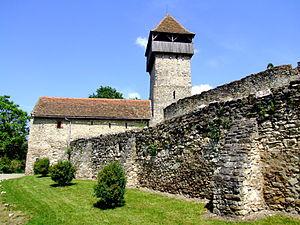 Câlnic Citadel - Câlnic Citadel