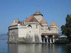 Veytaux - Image: 2009 08 27 Lake Geneva 358