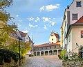 20091101015DR Meißen Freiheit 16 St Afra Klosterhof.jpg