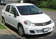 Nissan Versa - Wikipedia
