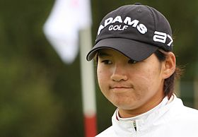 2009 Women's British Open - Yani Tseng (22).jpg