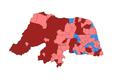 2010 Brazilian presidential election results - Rio Grande do Norte.PNG