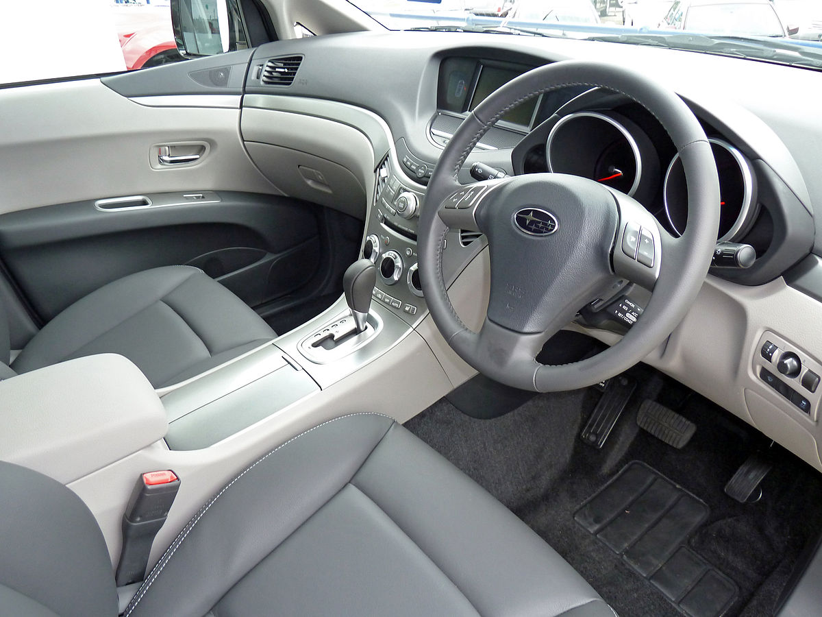 Subaru Tribeca Wikipedie