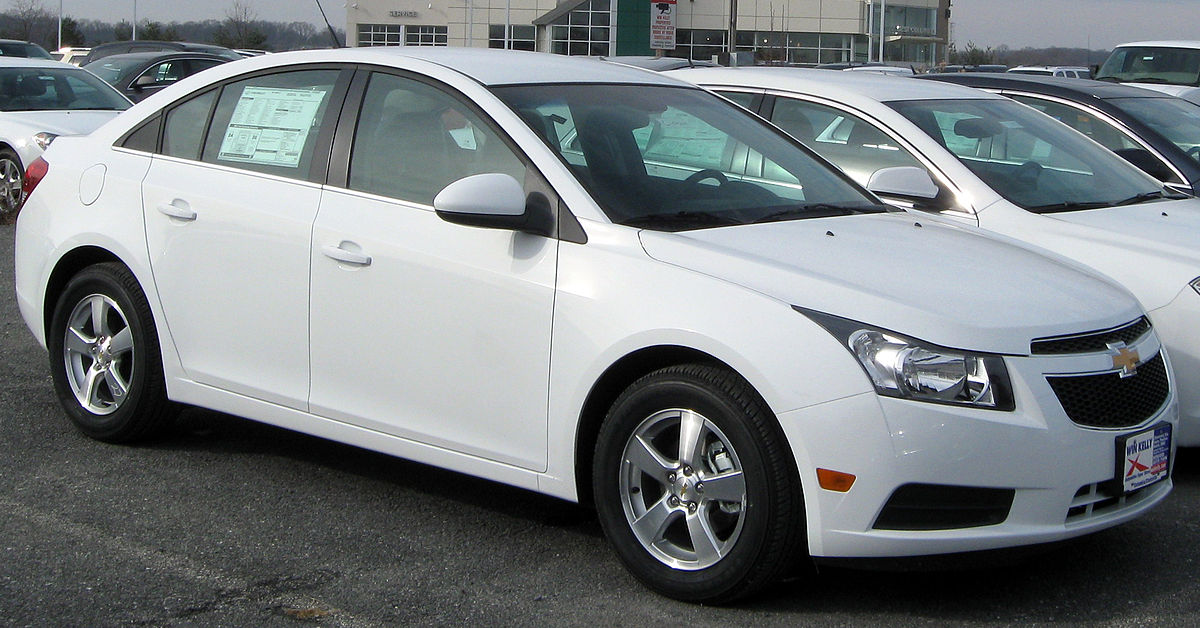 Chevrolet Cruze Simple English Wikipedia The Free