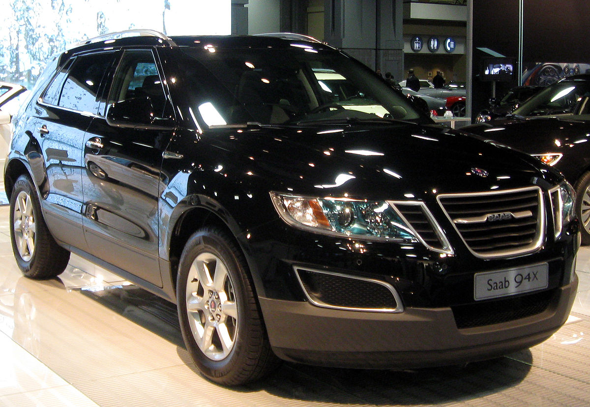 saab 9 4x wikipedia. Black Bedroom Furniture Sets. Home Design Ideas