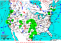 2012-02-13 Surface Weather Map NOAA.png
