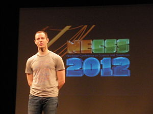 John Bohannon - John Bohannon speaking at Northeast Conference on Science and Skepticism (NECSS) in 2012