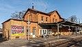 2013-04-14 Bahnhof, Proffenweg 4, Königswinter-Niederdollendorf IMG 4914.jpg