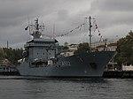 2013-08-30 Севастополь. Вспомогательное судно A512 Mosel ВМС Германии (18).JPG