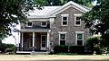 2013-09-15 Samuel S. Jones Cobblestone House, Milwaukee Rd., Clinton, WI, Front View.jpg