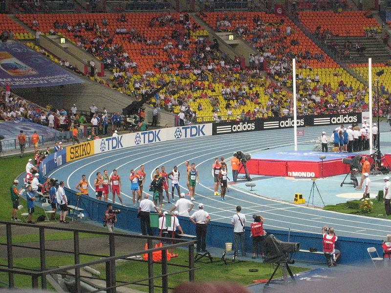 File:2013 IAAF World Championships in Moscow Men Decathlon 1500m Heat 2.jpg